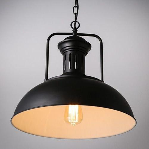 Industrial Barn Light Lamp with