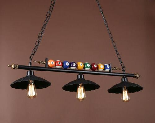 Industrial Ceiling Table Pendant Light