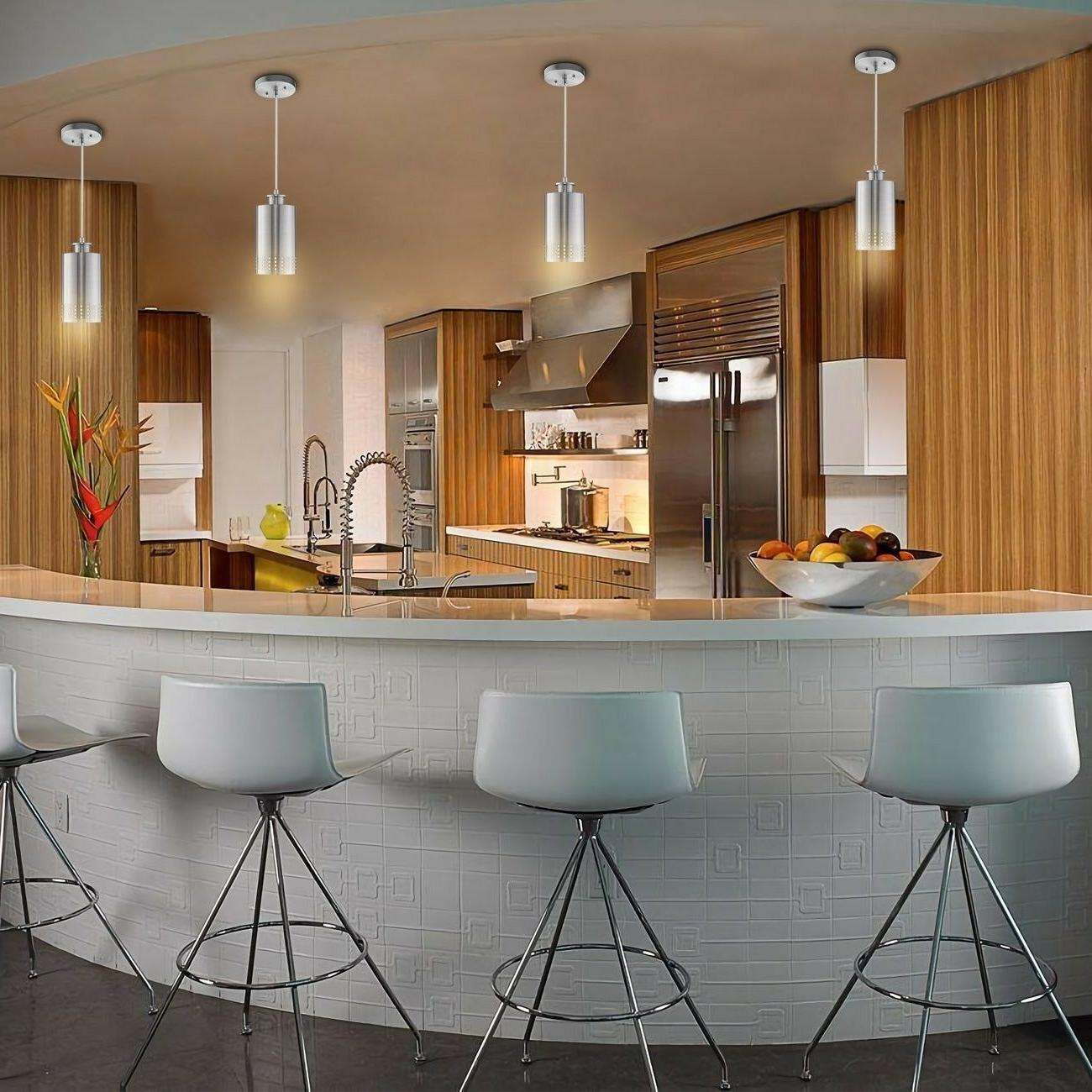 Kitchen Fixture Modern Brushed