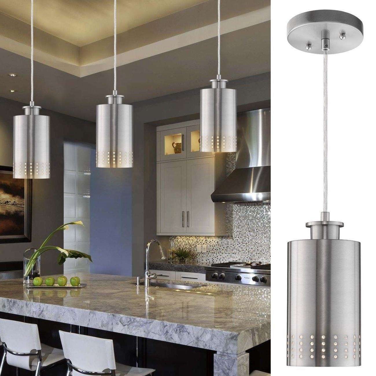 Kitchen Island Pendant Light Fixture Modern Hanging Ceiling