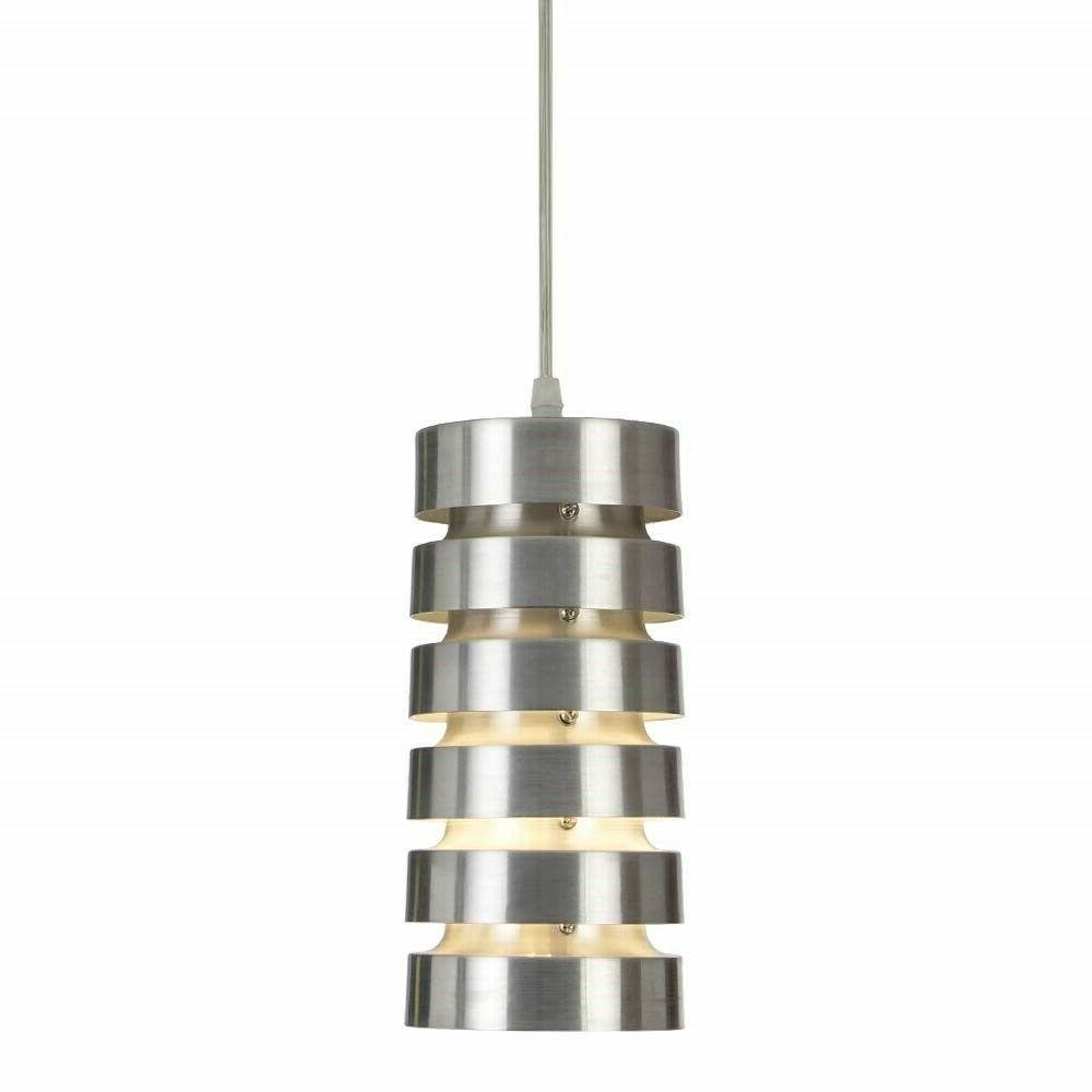 Kitchen Pendant Brushed Nickel Modern Ceiling Mini