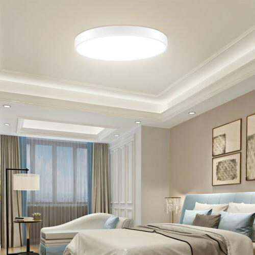 LED Ceiling Light Dimmable Ultra Mount Kitchen Fixture