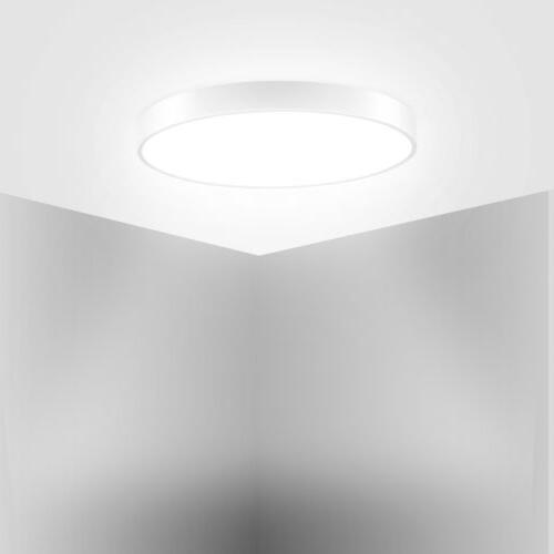 LED Down Dimmable Thin Mount Kitchen Lamp Fixture