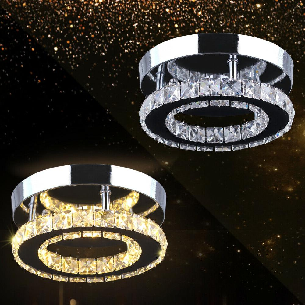 LED Crystal Ceiling Modern for Staircase