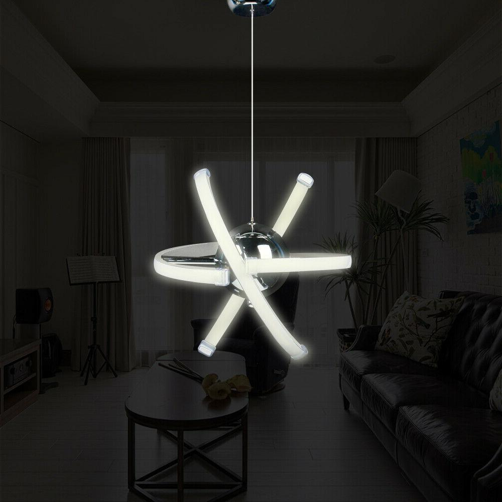 Modern 23W Pendant Lights Chandelier Light Metal