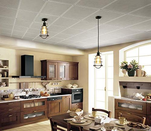 COOLWEST Pendant Mini Hanging Light Cord for Kitchen