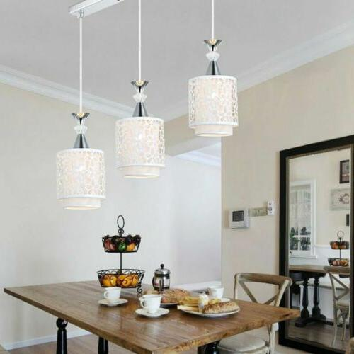 Iron Ceiling Lamp Chandelier Home Decor