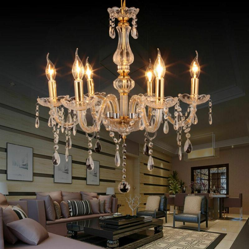 Luxurious Chandelier Pendant Lamp