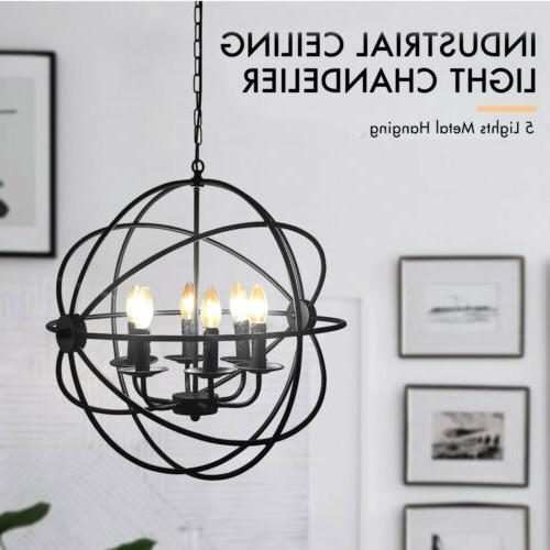 Modern Pendant Light LED Ceiling Mount
