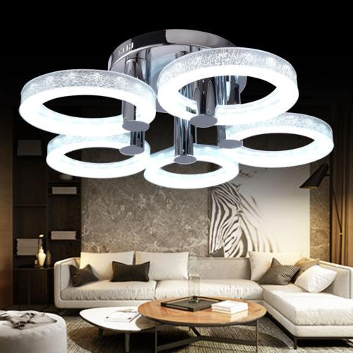 modern industrial pendant light led ceiling lamp