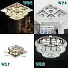Modern LED Crystal Ceiling Light Fixtures Room Chandelier Di