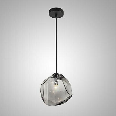 Modern Glass Pendant Living Room Kitchen Lighting