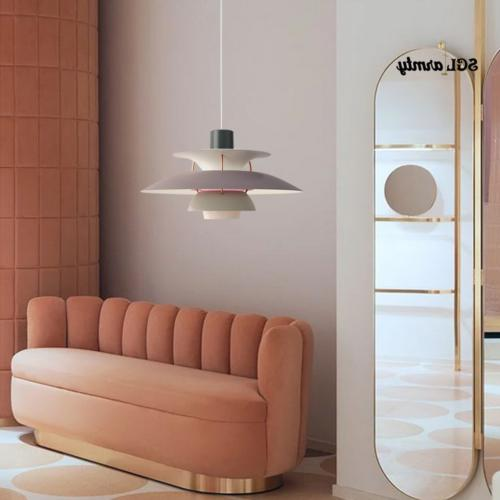 Modern Minimalist Chandelier PH5 Pendant Lights Creative UFO