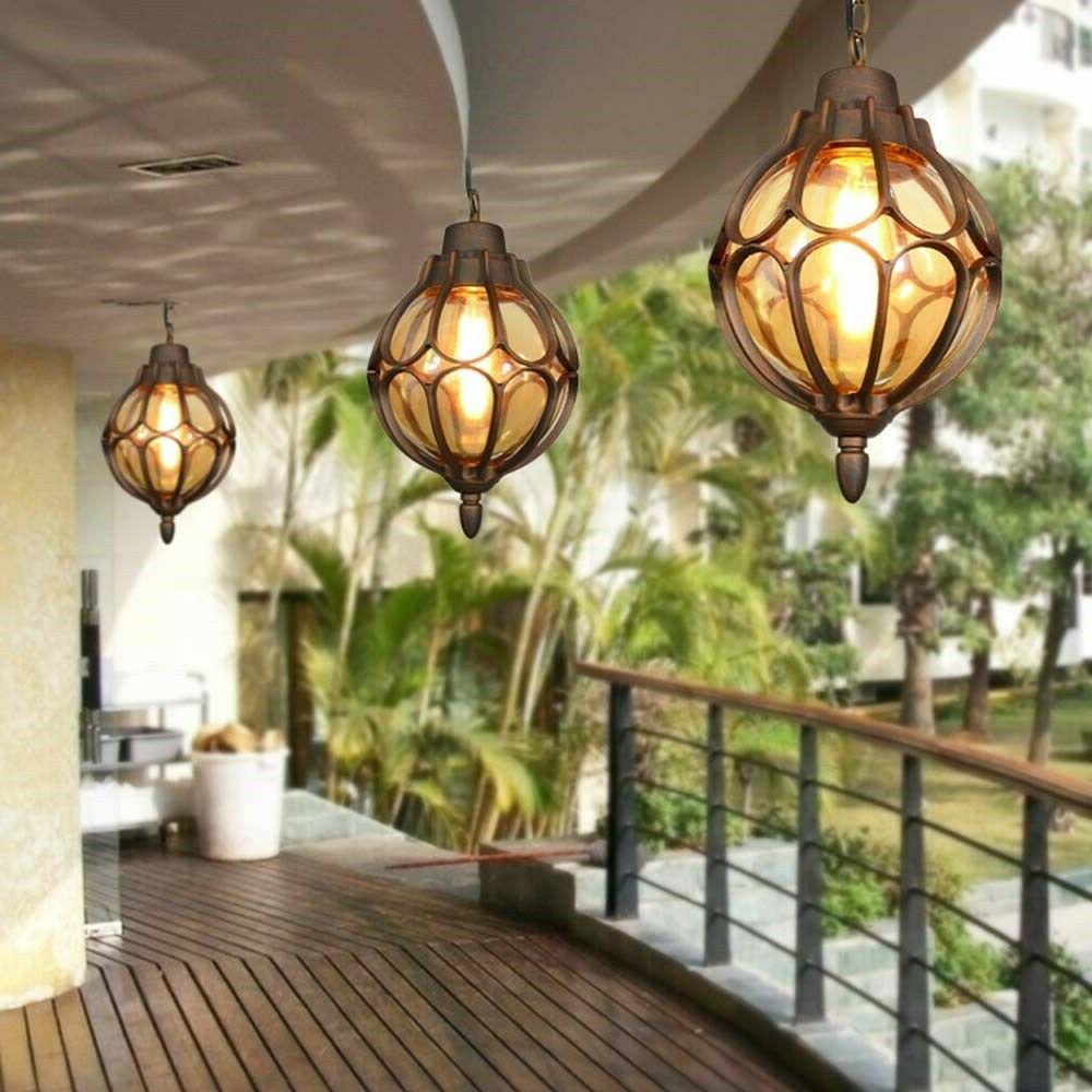Outdoor Light Fixture Industrial Glass