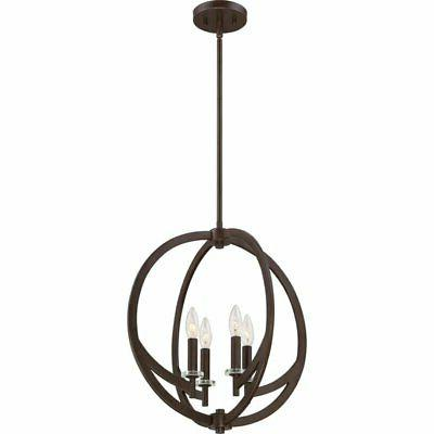 Pendant With 4 Lights