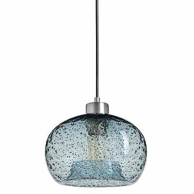 Casamotion Pendant Light Handblown Glass Drop Ceiling Lights