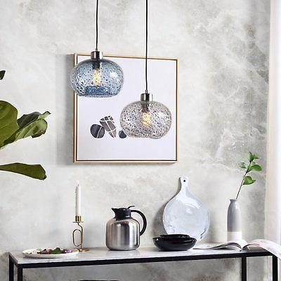 Casamotion Glass Drop Rustic Hanging