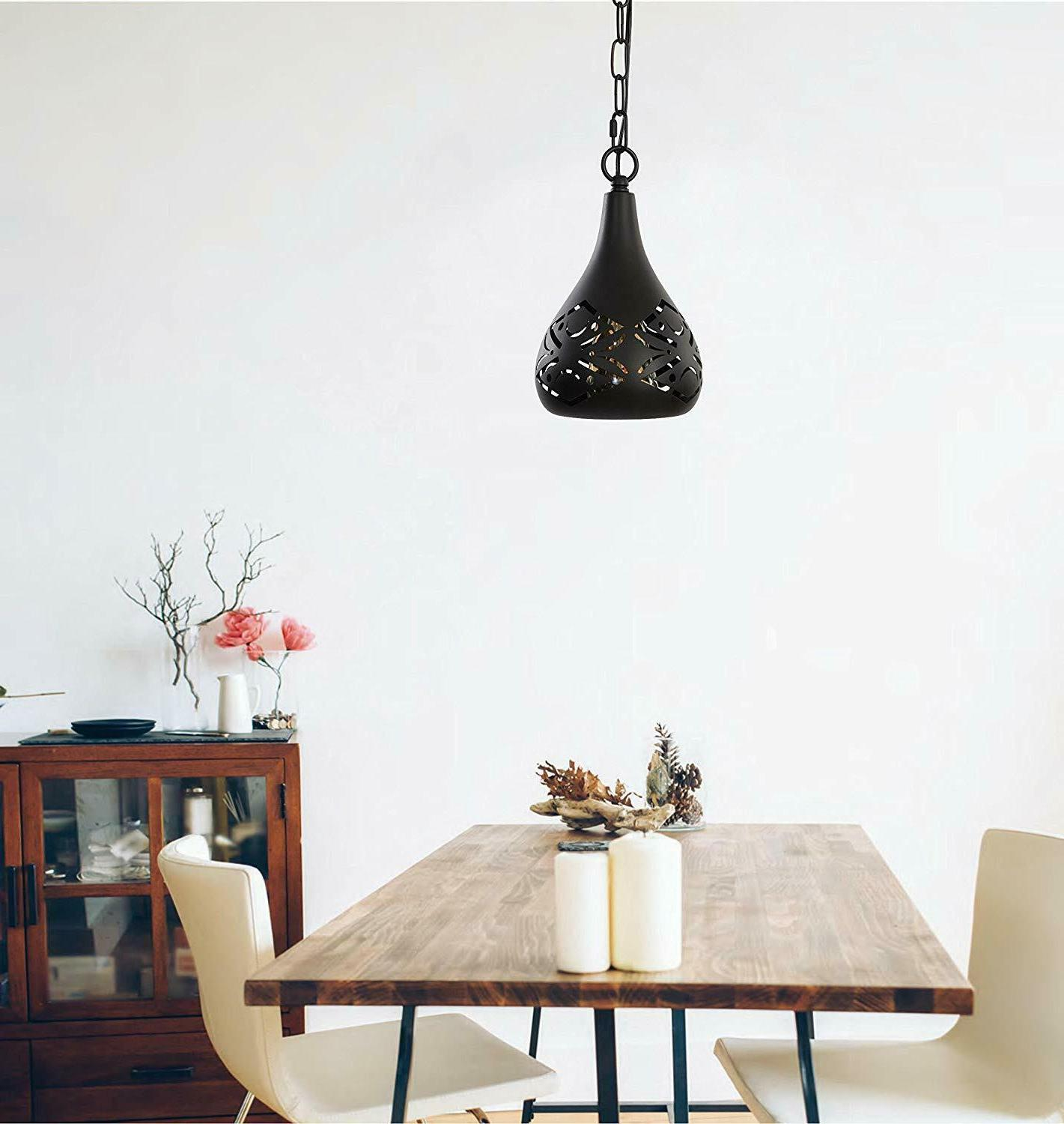 LIT-PaTH Lantern Fixture for Kitchen and Dining