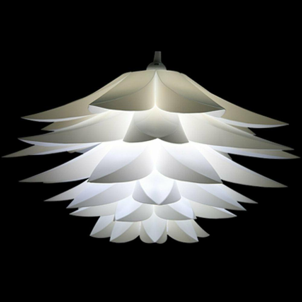 Plug In Lamp Light Lotus