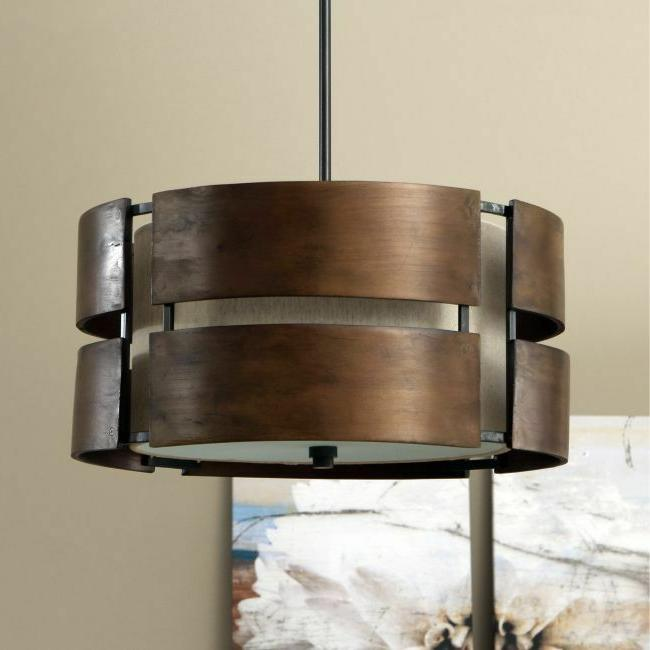Round Chandelier Fixture Ceiling Lighting