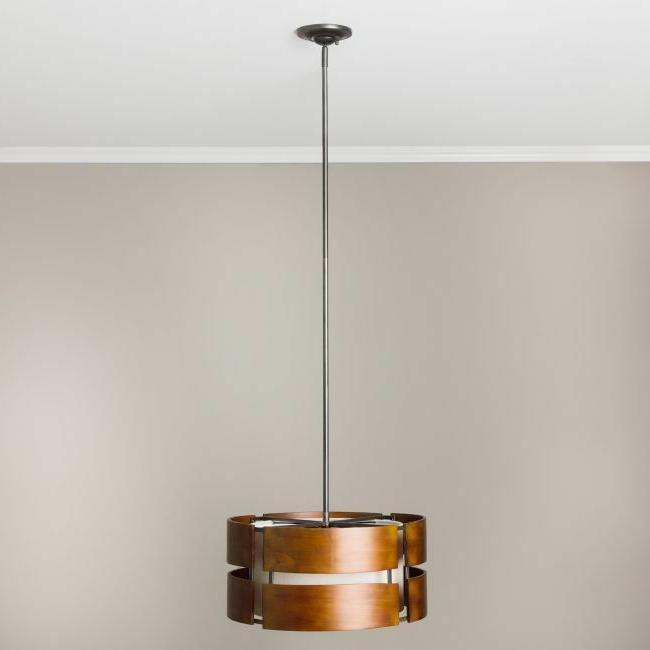 Round Chandelier Light Fixture Ceiling