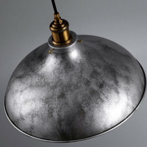 Industrail Warehouse Pendant Silver Ceiling