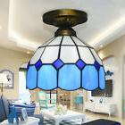 Tiffany Ceiling Fixture for Dinning Sitting Bedroom Iron Han