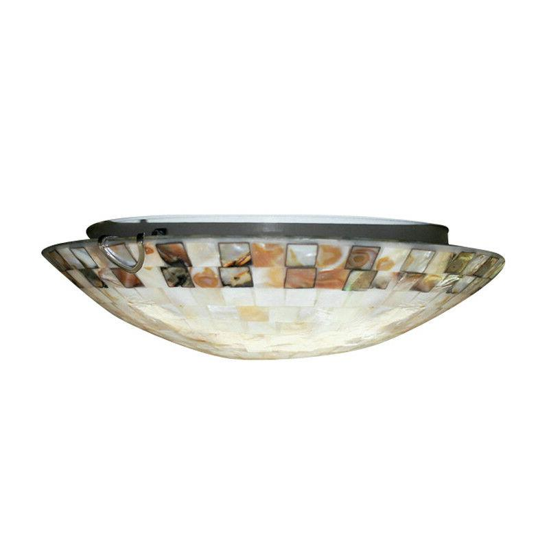 Tiffany Style Ceiling Pendant Fixtures Shell Chandelier