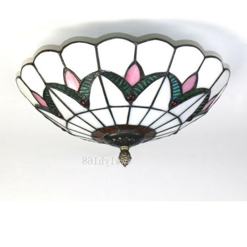 Tiffany Lamp Stained