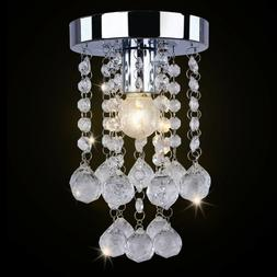 Mini Crystal Chandlier Small Pendant Light Crystal Ceiling L