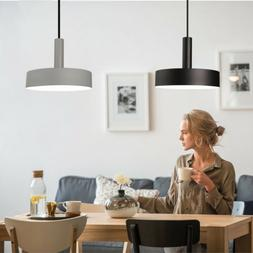 Modern Pendant Ceiling Light Hanging Marcaron Lampshade Fixt