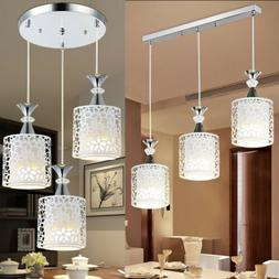 3 Lights Modern Petal Ceiling Light LED Pendant Lamp Dining