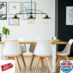 Globe Electric Company Moyet 3 Light Kitchen Island Pendant