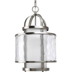 Progress Lighting P3701-09 1-Light Bay Court Foyer Fixture,