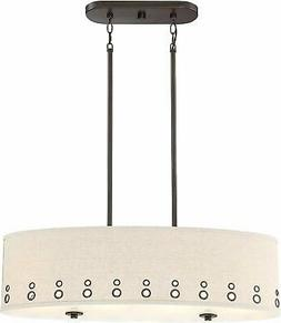 Quoizel Park Avenue Hanging Oval Pendant Lighting 400 Watt 4