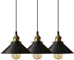 Rustic Pendant Lights Fixture Vintage Industrial Mini Indoor