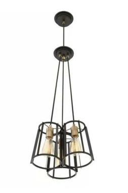 symmetry bronze multi light transitional pendant lws3584c