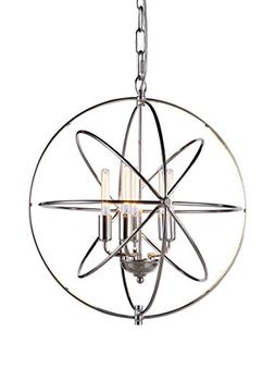 vienna collection 5 light pendant