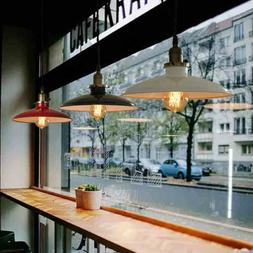 Vintage Industrial Pendant Lamp Ceiling Light Restaurant Kit